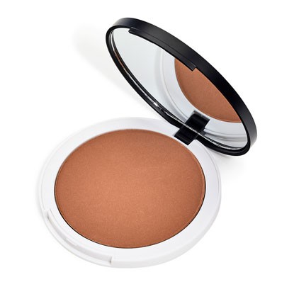 Bronceador Mineral Compacto Honolulu Lily Lolo, 9 g