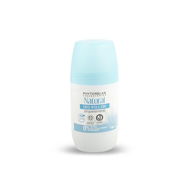 Desodorante Natural roll-on Oligoelementos Harbor 50 ml